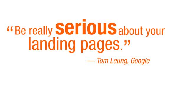 Относитесь по-настоящему серьезно к создаваемой Вами Landing Page